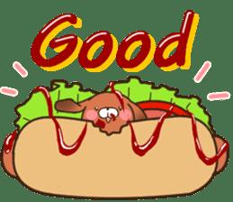 Hot Dogs sticker #12470883