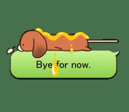 Hot Dogs sticker #12470895
