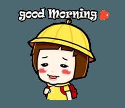 mini baby talk(International) sticker #12475769