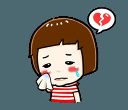 mini baby talk(International) sticker #12475771