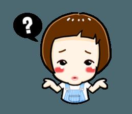 mini baby talk(International) sticker #12475772