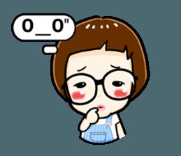 mini baby talk(International) sticker #12475776