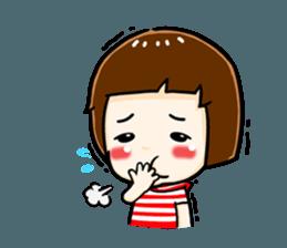 mini baby talk(International) sticker #12475785