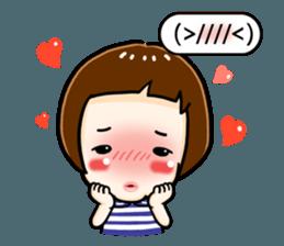 mini baby talk(International) sticker #12475786