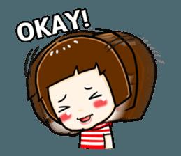 mini baby talk(International) sticker #12475794