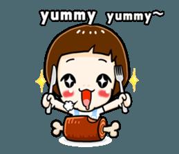 mini baby talk(International) sticker #12475803