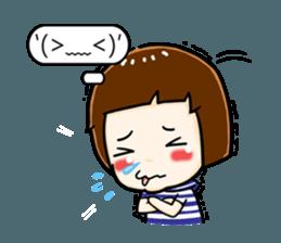 mini baby talk(International) sticker #12475805