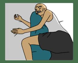 Solihin Si Kakek Kekinian animated sticker #12480364