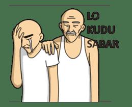 Solihin Si Kakek Kekinian animated sticker #12480365