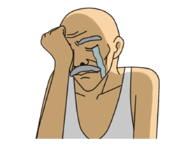 Solihin Si Kakek Kekinian animated sticker #12480371