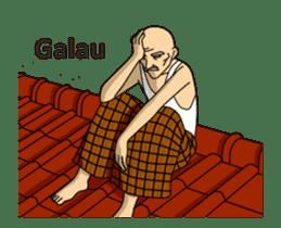 Solihin Si Kakek Kekinian animated sticker #12480373
