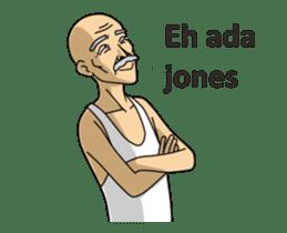 Solihin Si Kakek Kekinian animated sticker #12480375