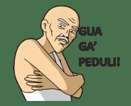 Solihin Si Kakek Kekinian animated sticker #12480380