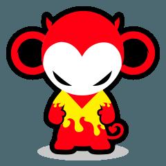Devil monkey DMK