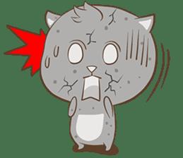 Meow Ouan (English) sticker #12492152