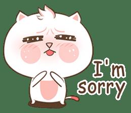 Meow Ouan (English) sticker #12492153