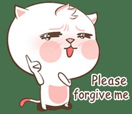 Meow Ouan (English) sticker #12492154