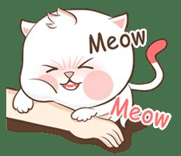 Meow Ouan (English) sticker #12492155