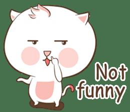 Meow Ouan (English) sticker #12492162
