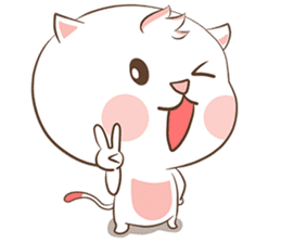 Meow Ouan (English) sticker #12492164