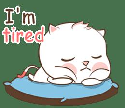 Meow Ouan (English) sticker #12492167
