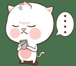 Meow Ouan (English) sticker #12492171