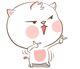 Meow Ouan (English) sticker #12492175