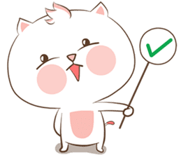 Meow Ouan (English) sticker #12492177