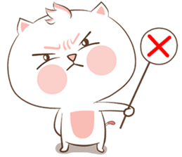Meow Ouan (English) sticker #12492178