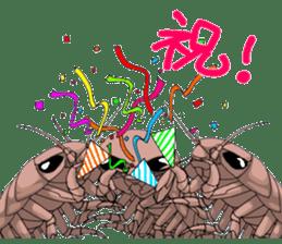 bathynomus giganteus/gusokutan sticker #12493306