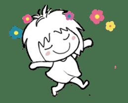 Single pretty--animated stickers2 sticker #12507811