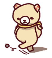 SuperCuteBearSticker! sticker #12509031