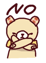 SuperCuteBearSticker! sticker #12509047
