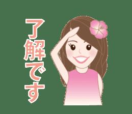 I LOVE PINK! sticker #12513474