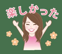 I LOVE PINK! sticker #12513475