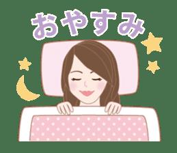I LOVE PINK! sticker #12513480