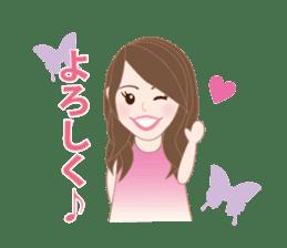 I LOVE PINK! sticker #12513484