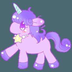 Pastel Unicorn.