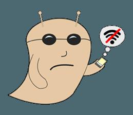 Snail it! sticker #12521116