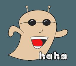 Snail it! sticker #12521121