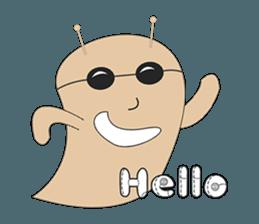Snail it! sticker #12521122