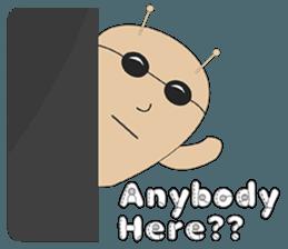 Snail it! sticker #12521123