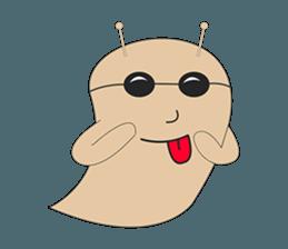 Snail it! sticker #12521140