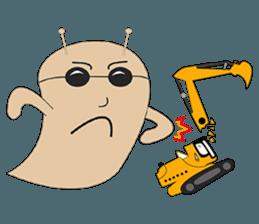 Snail it! sticker #12521148