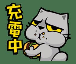 Meow Zhua Zhua - No.11 - sticker #12521473