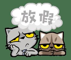 Meow Zhua Zhua - No.11 - sticker #12521484