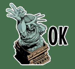 Unrestrained Goddess sticker #12535232