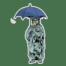 Unrestrained Goddess sticker #12535234
