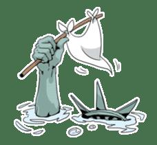 Unrestrained Goddess sticker #12535245