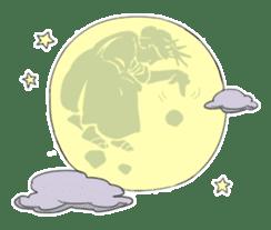 Unrestrained Goddess sticker #12535251